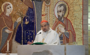 Cardinal Carlo Caffarra, founding president of the Institute, gave the graduation address.