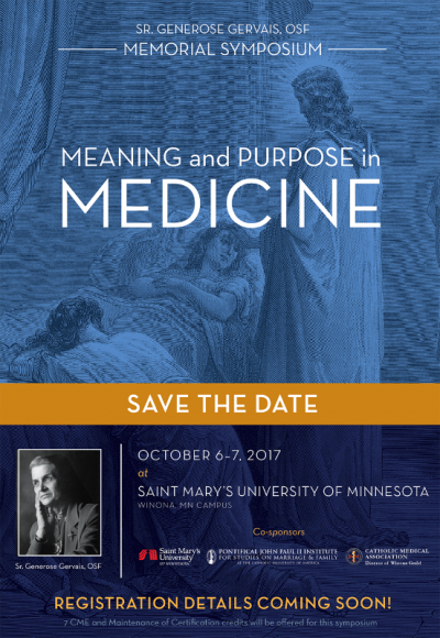 Meaning and Purpose in Medicine | Events | John Paul II